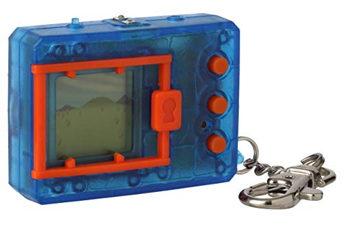 Digimon Bandai Original Digivice Virtual Pet Monster - Translucent Blue