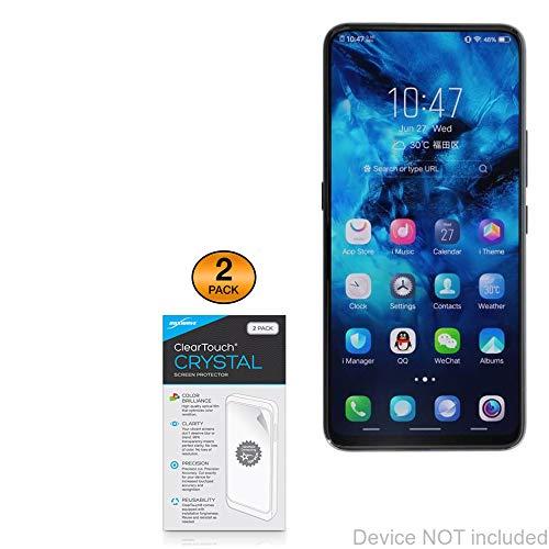 Protetor de tela Xiaomi Black Shark Helo, BoxWave [ClearTouch Crystal (pacote com 2)] Película de película HD - Protege contra arranhões para Xiaomi Black Shark Helo