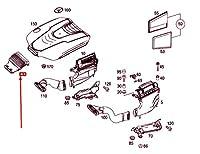 MB S W222 コールド エア インテーク エア ダクト A222505016164 NEW GNUINE