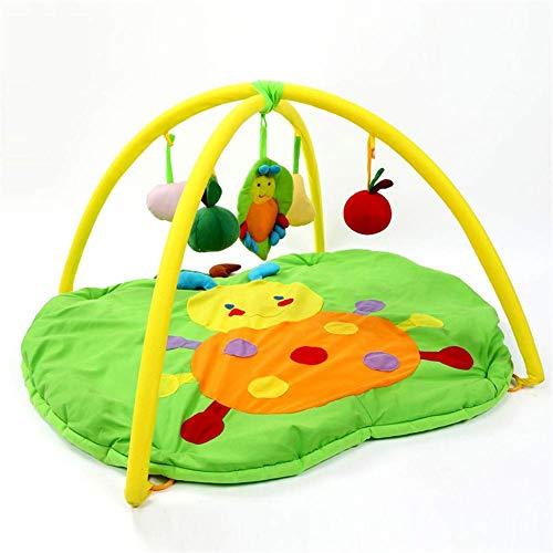 SCLL Play Bow for Babies Play Blanket Jouet Suspendu avec Bruit épais adapté aux Nouveau-nés de 0 à 12 Mois, Stable