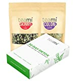 Teami 30-Day Detox Tea Pack: All-Natural Teatox Kit with Teami Skinny & Teami Colon Cleanse Loose Leaf Herbal Teas
