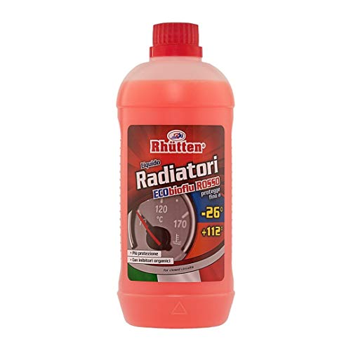 Rhütten Liquido RADIATORI Rosso -26°C 1L