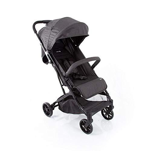 Carrinho de Bebê Skill Safety 1st - Black Denim