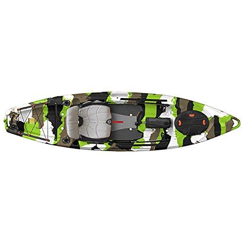 Feelfree Lure 11.5 Kayak Lime Camo