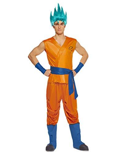 Spirit Halloween Adult Goku Costume – Dragon Ball Z Resurrection F Orange