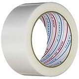 ダイヤテックス パイオランクロス 床養生用テープ 白 50mm×25M Y-06-WH [マスキングテープ]