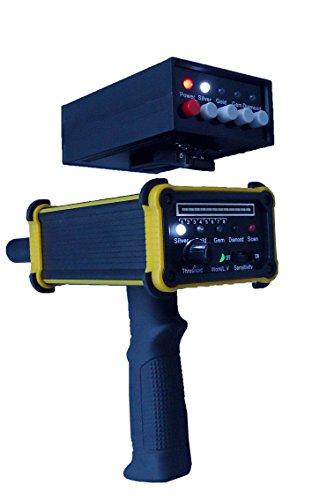 Buy Bargain Black Hawk GR-100 Long Range King Detector Gold Detector Gold Gem Gold Metal Detector Un...
