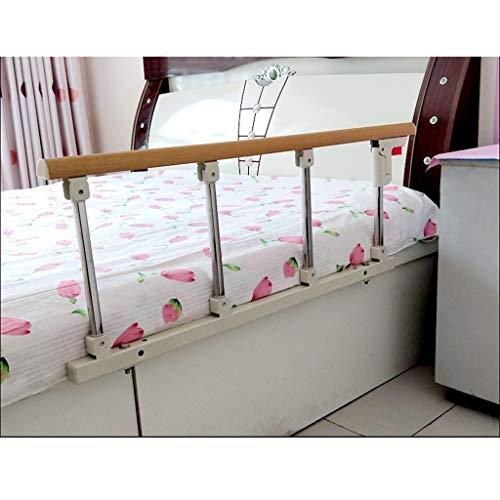 LDG Opvouwbaar rooster voor bedden, veiligheid zijbescherming voor ouderen en ouderen, volwassenen, metaal, bumper, 1 stuk
