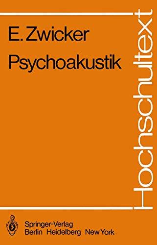 Psychoakustik (Hochschultext)