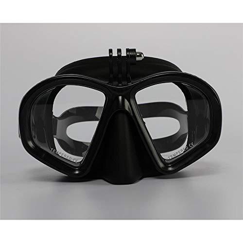BAACHANG Máscara de Buceo de Gafas para niños máscara de Buceo (Color...
