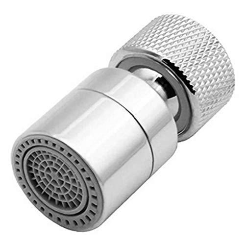 LAANCOO Toque Pelele Filtro Filtro Boquilla Cocina Agua del Grifo de Agua a presión Ahorro giratoria Ajustable del hogar