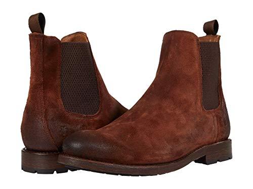 Frye Herren Bowery Chelsea Boot Braun 10.5