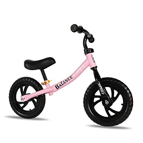 Bicicleta sin Pedales para niños y niñas a Partir de 3-4 a