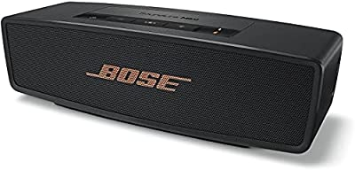 Bose SoundLink Mini II Bluetooth Speaker, Black