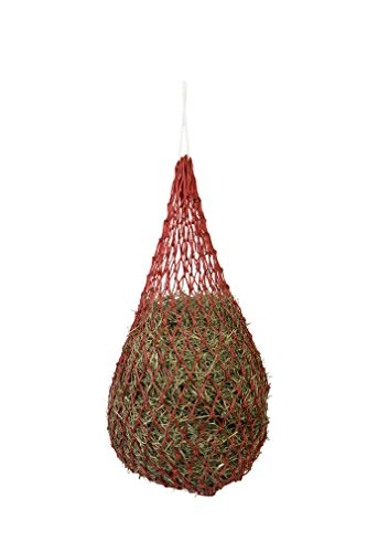 Weaver Leather Slow Feed Hay Net Red, 36-Inch