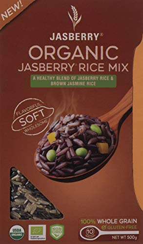Jasberry Bio Jasberry Reis Mix (1 x 500 gr)