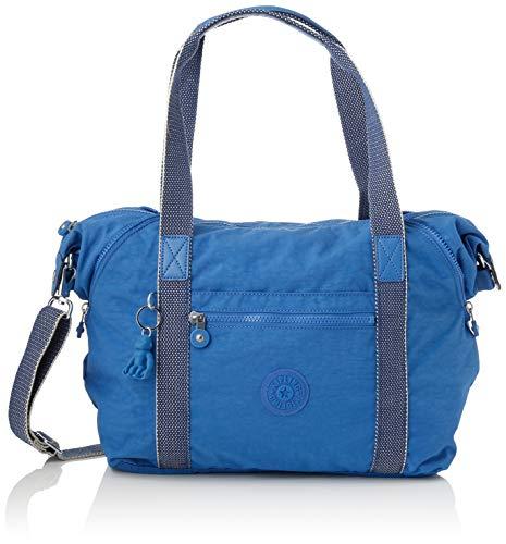Kipling Damen Art Tornistertasche Blau (Stone Blue Block)