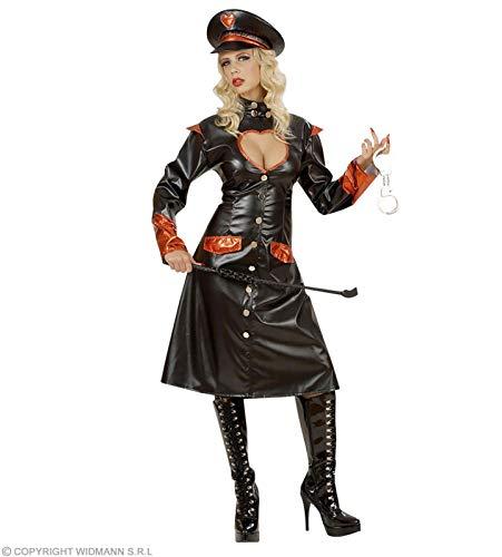 WIDMANN LIBROLANDIA - Disfraz de uniforme sado para mujer, talla M (55842)