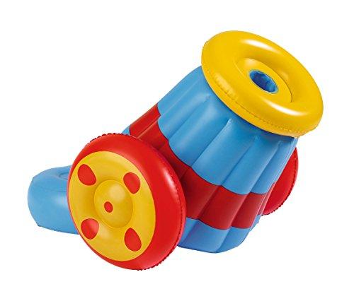 Simba Toys 107300355 Aufblasbare Ballkanone