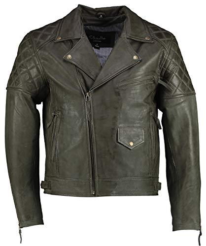 Charlie LONDON -  Giacca - Uomo Olive Green Large