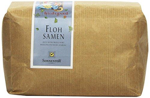 Sonnentor Flohsamen Hildegard, 1er Pack (1 x 1 kg) - Bio