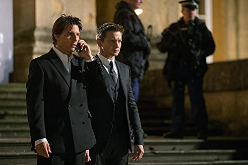 Mission : impossible 5 : rogue nation