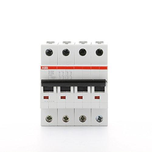 Preisvergleich Produktbild ABB 2CDS254001R0254 - Stromunterbrecher (Miniature circuit breaker,  Mehrfarbig,  Metall,  Kunststoff)
