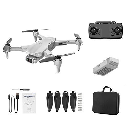 L900 GPS Drohne Mit 4K Kamera, 5G WiFi Live FPV Übertragung RC Quadcopter Faltbare Dronen, 120° Viewing Angle/Höhe Halten/orbit Mode/ One-Key-Return/28 Min Flugzeit/LED Lichter, RC Drohne Faltdrohne