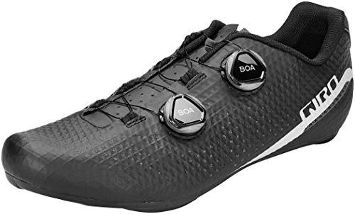 Giro Régime - Zapatillas de carretera para hombre, color negro (2021), talla 49