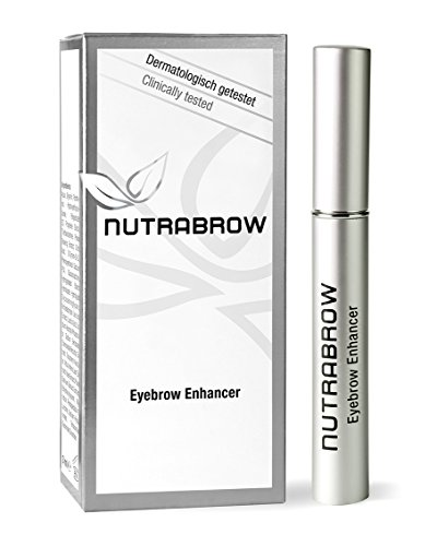 NutraBrow Eyebrow Enhancer, 5 ml