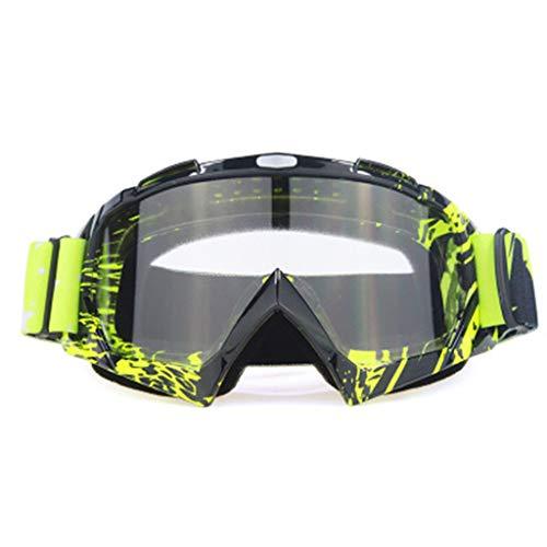 N/A/ Gafas al aire libre de la motocicleta gafas de esquí deportes snowboard protección de los ojos gafas gafas