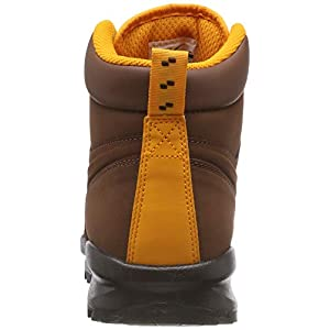 Nike Men's Manoa Leather Boot Fauna Brown Size 9.5 M US