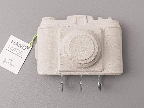 Wandhaken Schlüsselboard Kamera groß