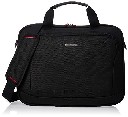 Samsonite Xenon 3.0 Laptop Shuttle, Black, 15-Inch