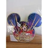 東京ディズニーランド カウントダウンパーティー 2005 12/31 当日限定発売 ステッカー