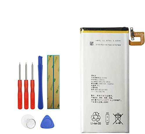 Upplus BAT-60122-003 - Batería de repuesto para BlackBerry PRIV STV-100 RHK211LW Venice...