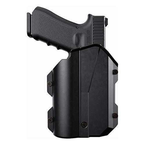 Vega Holster VUH8 - Funda universal para pistolas con linterna