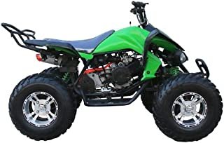 Saferwholesale 150CC Coolster ATV Fully Automatic Full Size - Great for Adults & Juniors - ATV-3150CXC - Single Cylinder - 4-Stroke - Air-Cooled