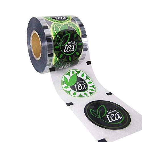 MXBAOHENG Bubble Tea Versiegelung Tasse Sealer Film Bubble Tea Versiegelung Cup Seal Ring Maschine für Cup Seal Ring Maschine PP Plastikbecher Φ 90 mm (3.54'')-95mm(3.74'')