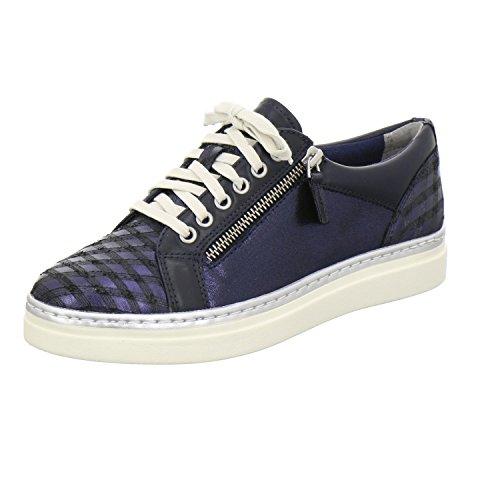 Tamaris Damen Sneaker 1-1-23712-28 1-1-23712-28 blau 250965