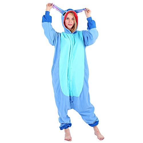 Pijamas de Animales de Invierno Onis para Disfraz de Cosplay Unisex Adulto