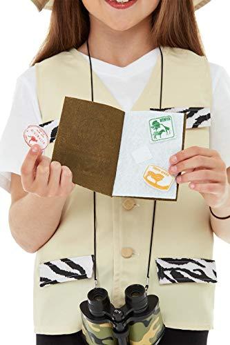 Fancy Me Juego de Disfraz de Safari Explorador para niños y niñas ...