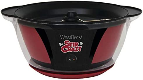 West Bend Stir Crazy Popcorn Machine Discontinued by Manufacturer product image