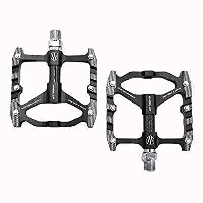 GLHMOGM Bike Pedals 3 Bearing High-Strength Non-Slip MTB Bicycle Pedals for Road Bike BMX Bike?a Pair?