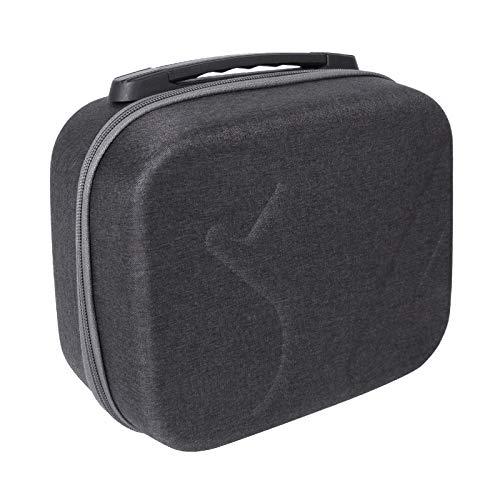 B Blesiya Cajas de Bolsa de Almacenamiento Estable portátil Absorbente de Golpes EVA y Tela, Conveniente Uso de Funda de Transporte para Gafas