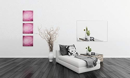 Infrarot Glasheizkörper 60x100cm 850 Watt Spiegel kaufen  Bild 1*