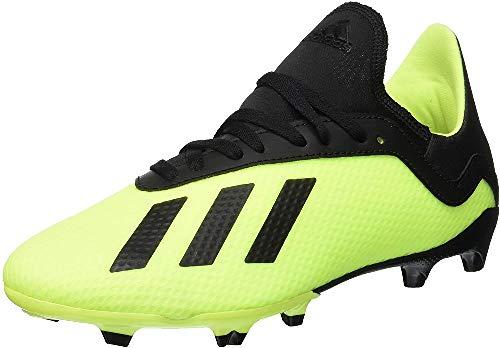 adidas Unisex-Kinder X 18.3 FG Fußballschuhe, Gelb (Amasol/Negbás/Amasol 001), 36 EU
