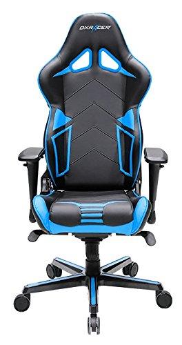 DXRACER Racing Series Gaming Chair - Black/Blue