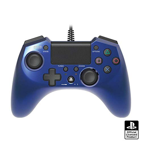 Hori Pad FPS Plus Blue Version [PS3/PS4 brand new][Japanische Importspiele]