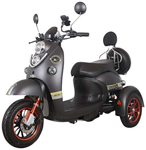 pas cher un bon Scooter électrique de loisir élégant pour adultes 500W 60W – Green Power